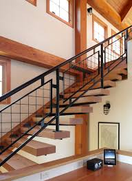 Metal Stair Banister Cordial Iron Stair Railing Design And Iron Stair Railing Design In