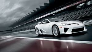 lexus supercar sport dream team lexus lfa drivetribe