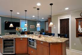 Microwave In Kitchen Island Fantasy Kitchen Island Lifestyle Stone