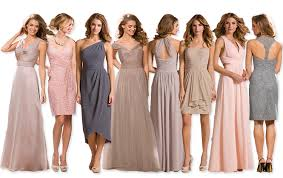 mix match bridesmaid dresses trend alert the new way to do mix match bridesmaids from