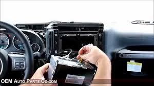 2014 jeep wrangler uconnect 2011 2017 jeep wrangler factory oem radio options easy
