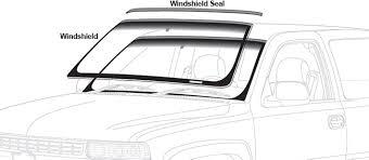 windshield glass 1999 07 chevrolet silverado 1999 07 gmc sierra