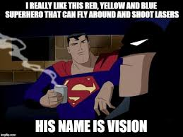 batman superman coffee break meme generator imgflip