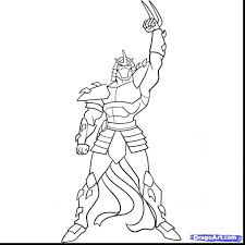 free ninja turtle coloring pages printable book pictures