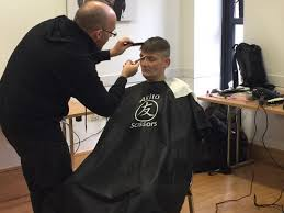 yeadon hairdressers john and katy allen help homeless people as