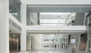 volkswagen germany headquarters hall 90 b wolfsburg germany trilux