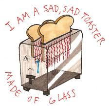 Magimix Clear Toaster Glass Sided Toaster Is Sad Appliances Online Blog