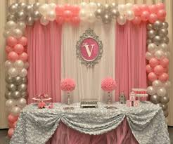 Baby Shower Decorations Ideas by Princess Baby Shower Party Ideas Party Backdrops Princess Baby