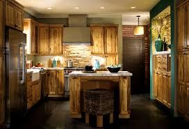 Hardwood Kitchen Cabinets Cabinets Drawer Kitchen Furniture Interior Floating Cherry Oak