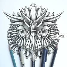 owl wait tomorrow for the full colored one original design