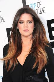 Dark Hair Colors And Styles Stylish Hair Colors You Can Try Khloe Kardashian Ombre Khloe