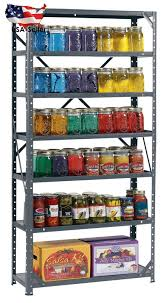 Keter Storage Shelves Keter Xl Plus Utility Storage Cabinet With 4 Shelves Ebay