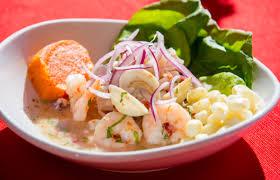 peruvian cuisine ceviche festival at villa peru modern peruvian cuisine