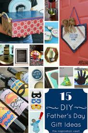 15 diy father u0027s day gift ideas the inspiration vault