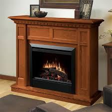 light oak electric fireplace dimplex caprice electric fireplace mantel package in oak dfp4743o