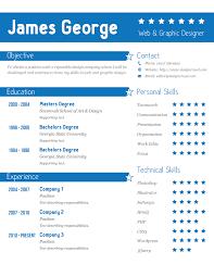Illustrator Resume Templates Free Resume Template For Graphic Designers Illustrator 20 Best