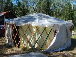 Tent Building Gertee Portable Tent Home Made Of Recycled Materials Portable