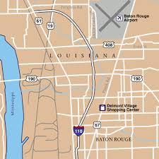map of baton baton metropolitan airport airport maps maps and
