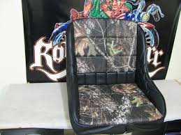 Robert Custom Upholstery Robert Doerr Upholstery Air Boat Seats