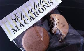 easy chocolate ginger macaron macaroon recipe how to cook that ann