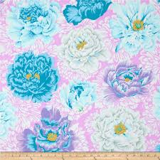 kaffe fassett collective brocade peony powder discount designer