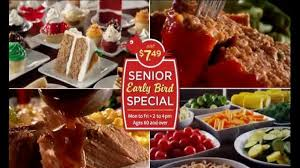 Buffet Prices At Golden Corral by Golden Corral Senior Early Bird Special Tv Spot Ispot Tv