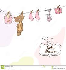 Baby Shower Invitation Card Sample Baby Shower Invitation Card Royalty Free Stock Photos Image