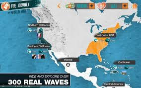 Central America Map Game by The Journey Surf Game Android Apps On Google Play