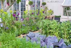 Backyard Vegetable Gardening by Triyae Com U003d Beautiful Backyard Vegetable Gardens Various Design