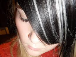 highlights to hide white hair best highlights to cover gray hair wow com image results