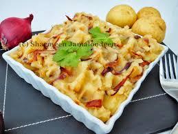 mashed potato mauritian style satini pomme de terre