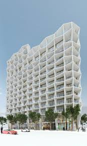 Miami Design District Tower  Studio Gang ArchDaily - Design district apartments miami