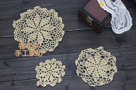 Shabby Chic Placemats by Online Get Cheap Shabby Chic Tablecloth Round Aliexpress Com