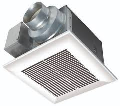 Bathroom Exhaust Fans With Light And Heater by Panasonic Fv 11vq5 Whisperceiling 110 Cfm Ceiling Mounted Fan