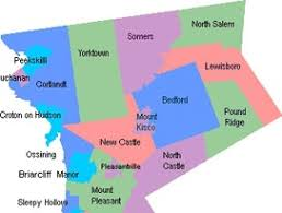 map of westchester county ny northern westchester county ny northern westchester real estate