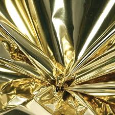 gold mylar tissue paper gold mylar roll party value