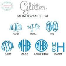 monogram websites monogram 10 oz wall acrylic stemless by loladarlingdesigns