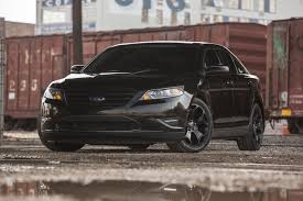 Ford Taurus Sho Engine Curtis Hayley U0027s Taurus Sho Is A Sleeper Masterclass