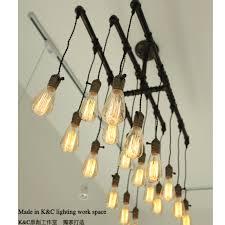 industrial style lighting chandelier kc industrial loft style chandelier lighting e27 edison steunk