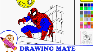 spiderman coloring pages kids colouring sheets kolorowanki dla