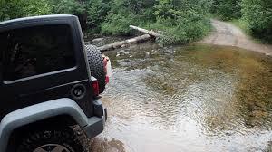 jeep water mount arvon michigan robert danger byrd u0027s adventure log to