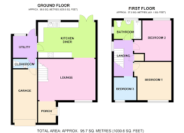best floor plans in architecture of modern designs interior design bed semi detached house for sale in warwick close desford floor plan view original second toys