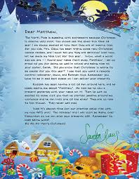 santa letters santa will write review and giveaway from abcs to acts
