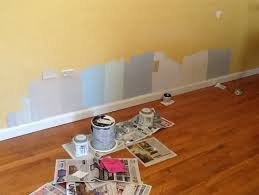 paint color confusion tired of looking