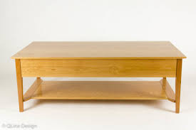 Cherry Coffee Table Qline Safeguard Coffee Table Qline Design