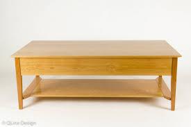 Cherry Coffee Table Qline Safeguard Coffee Table Qline Design