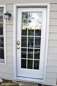 Prehung Exterior Doors Lowes Prehung Exterior Door Backyards How Install Pre Hung Tos