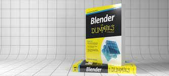 Home Design 3d For Dummies by New Release Blender For Dummies 3rd Edition Blendernation