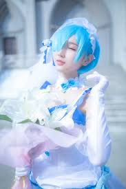 subaru and emilia cosplay wedding dress rem cosplay album on imgur