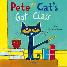 pete the cat s got class pete the cat books petethecatbooks